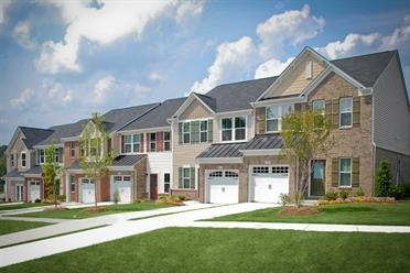 The Preserve at Deep Creek 2-Story Townhomes