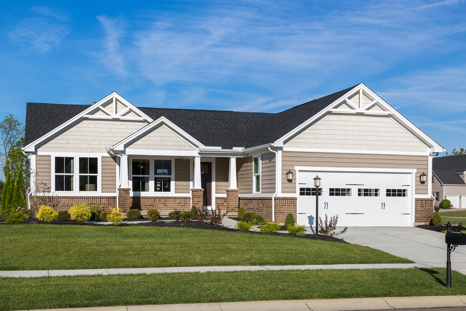 New Homes for sale at Brookview Farms in Jackson Township