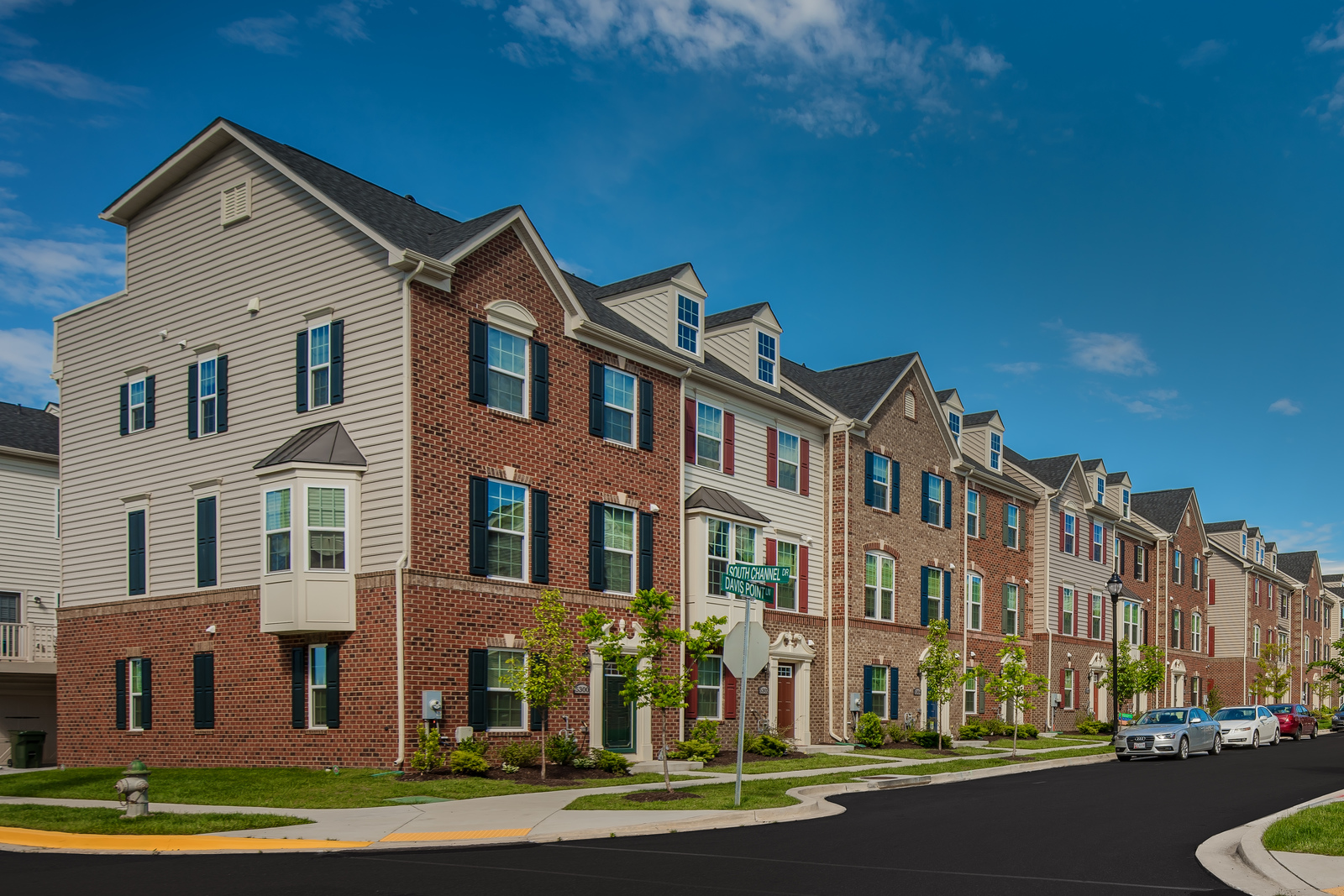 New Homes For Sale At Greenbelt Station In Greenbelt Md