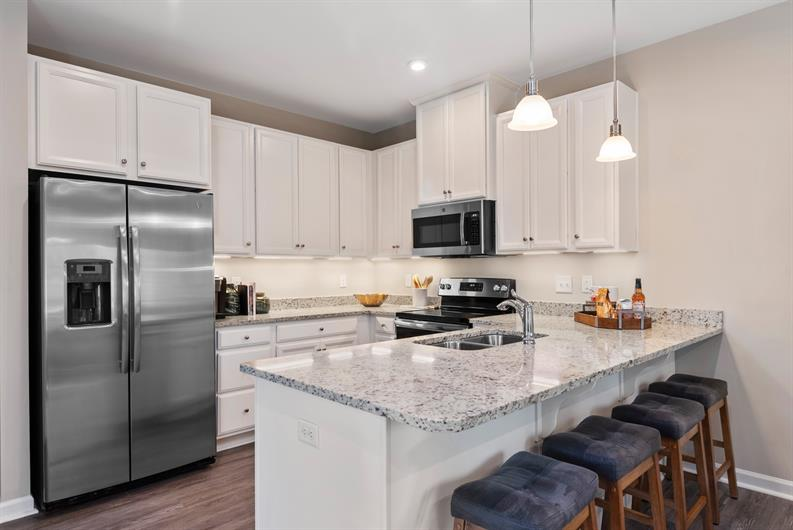 HAVE YOUR DREAM KITCHEN