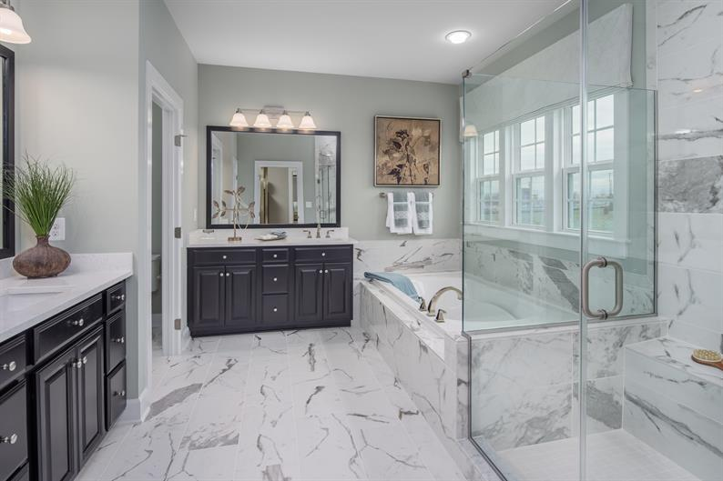 Owner's Spa Bath