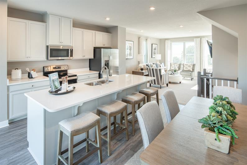 LUXURY UPGRADES INCLUDED IN YOUR BRAND NEW HOME