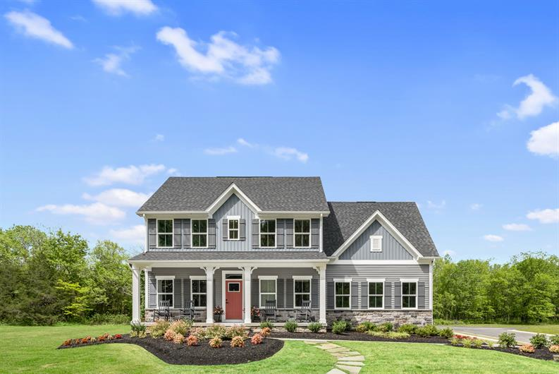GRANVILLE ESTATES - COMING SOON TO FREDERICKSBURG SPRING 2020 FROM THE MID $400S!