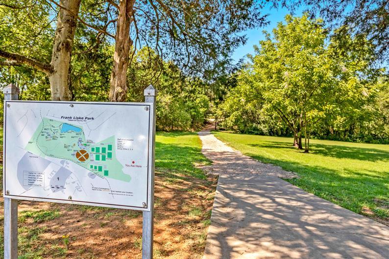Enjoy the Outdoors at Frank Liske Park