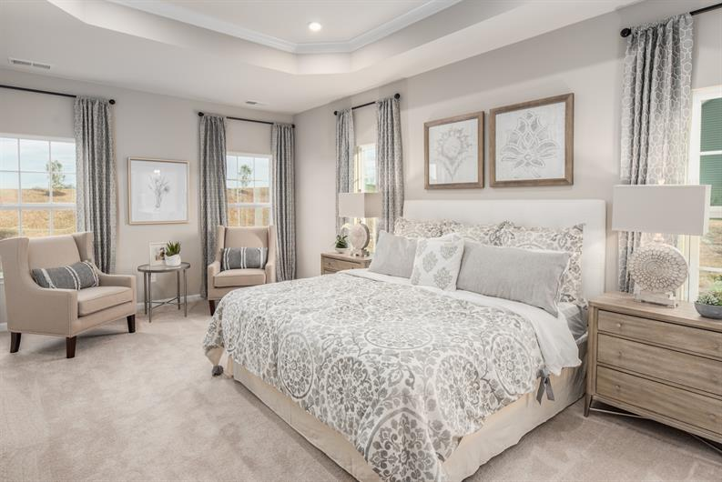 Looking for a First Floor Master Bedroom?