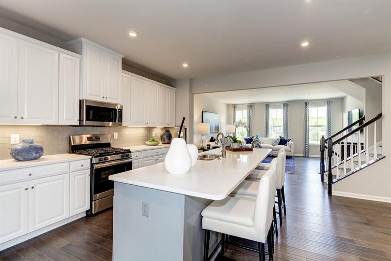 Dynamic Kitchens