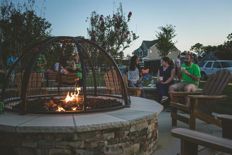 Fall is coming and the Firepit is calling!