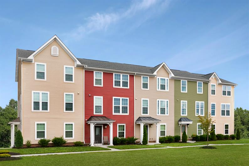 MINTBROOK TOWNHOMES - from the upper $200S