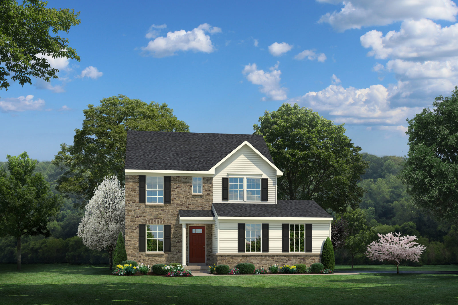 New Construction Single Family Homes For Sale Ravenna: New Construction Single-Family Homes For Sale -Sorrento