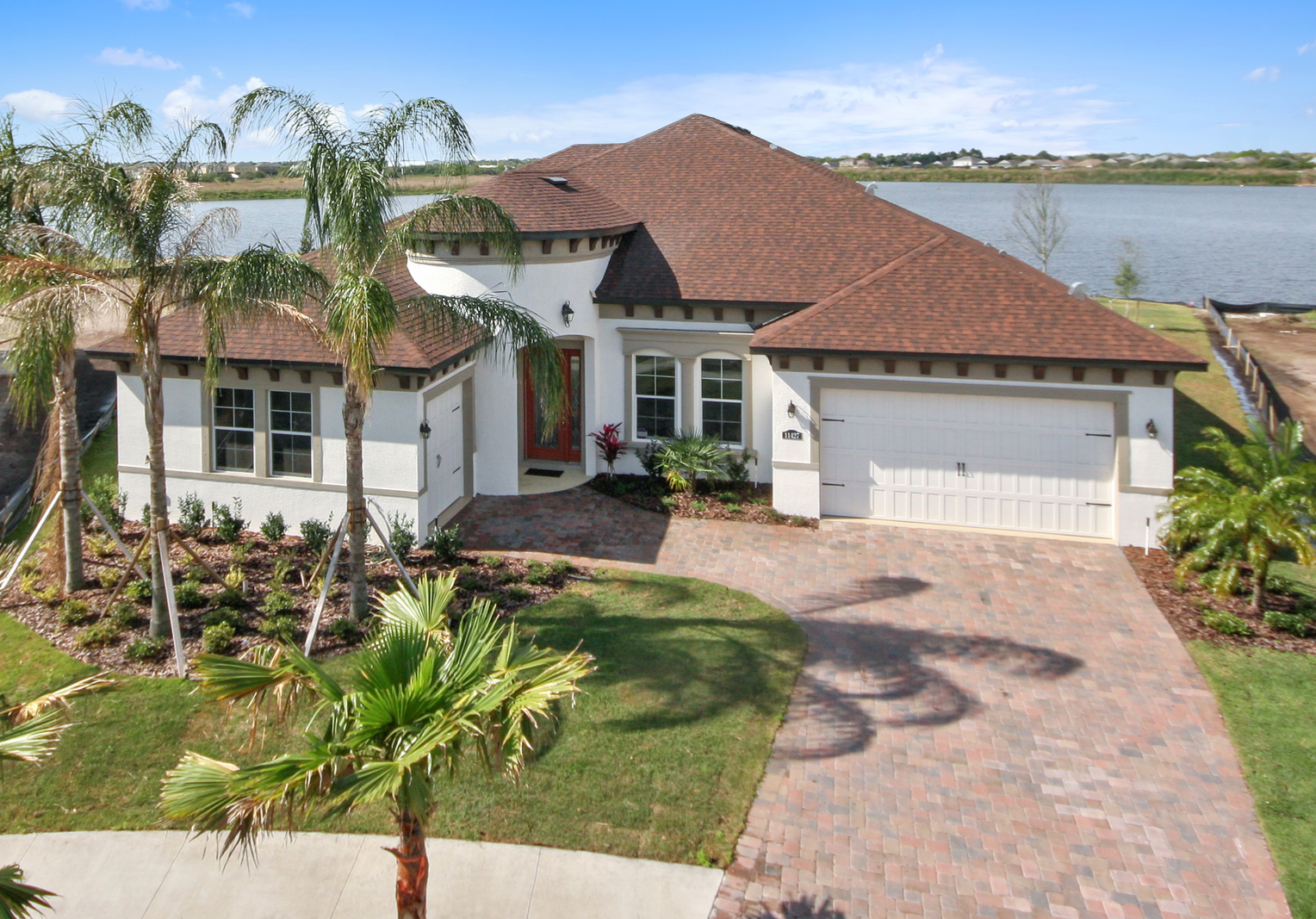 New Homes For Sale At Lucaya Lake Club Premier Lakefront