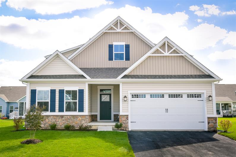 GRAND OPENING: REDWOOD LAKES IN CULPEPER - FROM THE MID $300S!