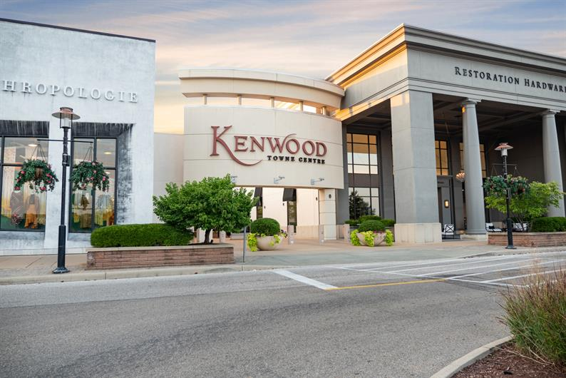 Easy access to shopping and dining