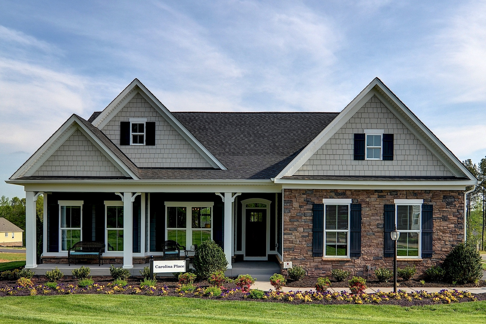 New homes for sale at charleston club at magnolia green for 3 level homes