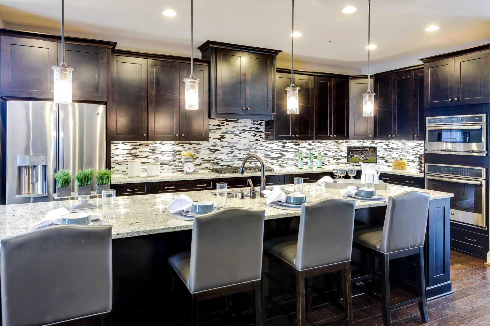 New luxury homes for sale at atwater townhomes in malvern pa within the dream kitchen solutioingenieria Images