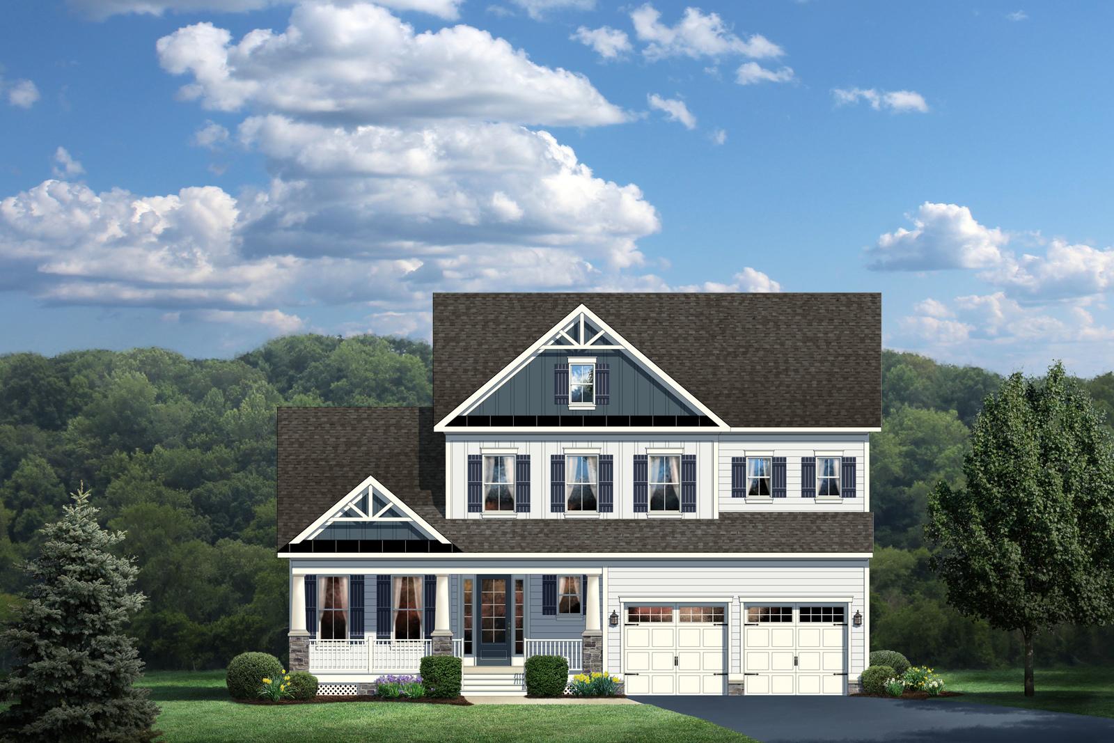 New cavanaugh home model for sale heartland homes for Heartland house