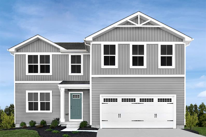 Own a new home in a tree-lined community with premium homesites in Mauldin.