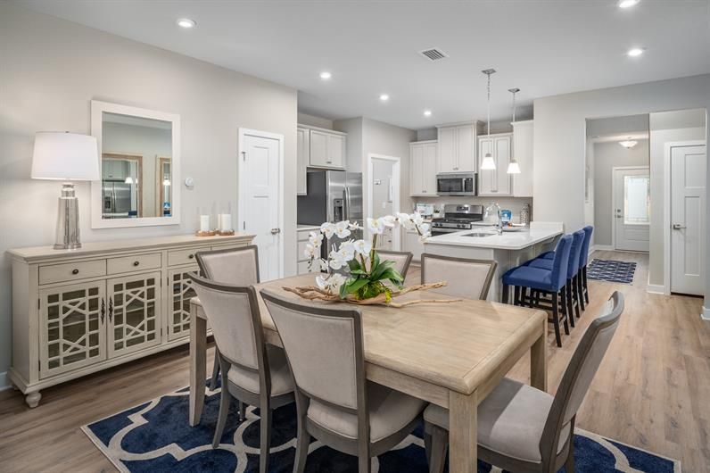 Come Tour The Premier Series Townhome Collection!