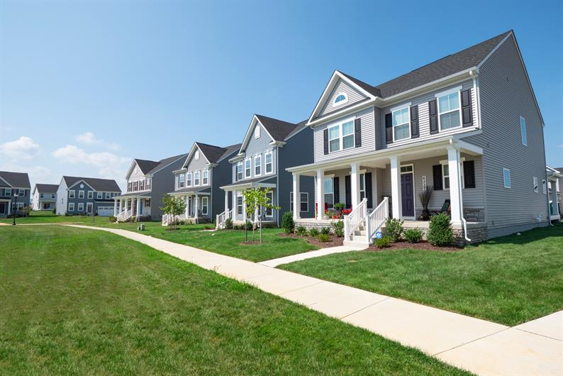 RIVANNA VILLAGE IS CHARLOTTESVILLE'S #1 SELLING NEW HOME COMMUNITY!
