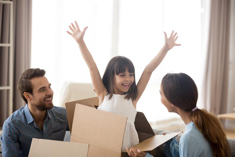 BUYING A HOME CAN BE EASY AND FUN