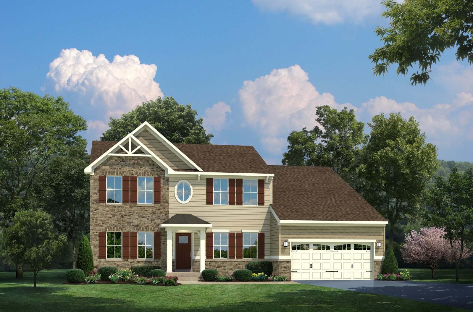New Construction Single Family Homes For Sale Ravenna: New Construction Single-Family Homes For Sale -Verona-Ryan