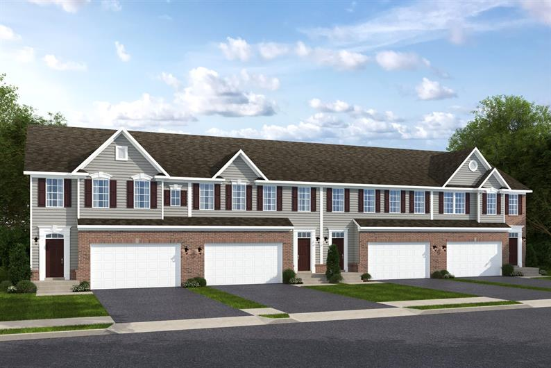 Single Family 3 bedroom Townhomes w/ lawn & snow maintenance
