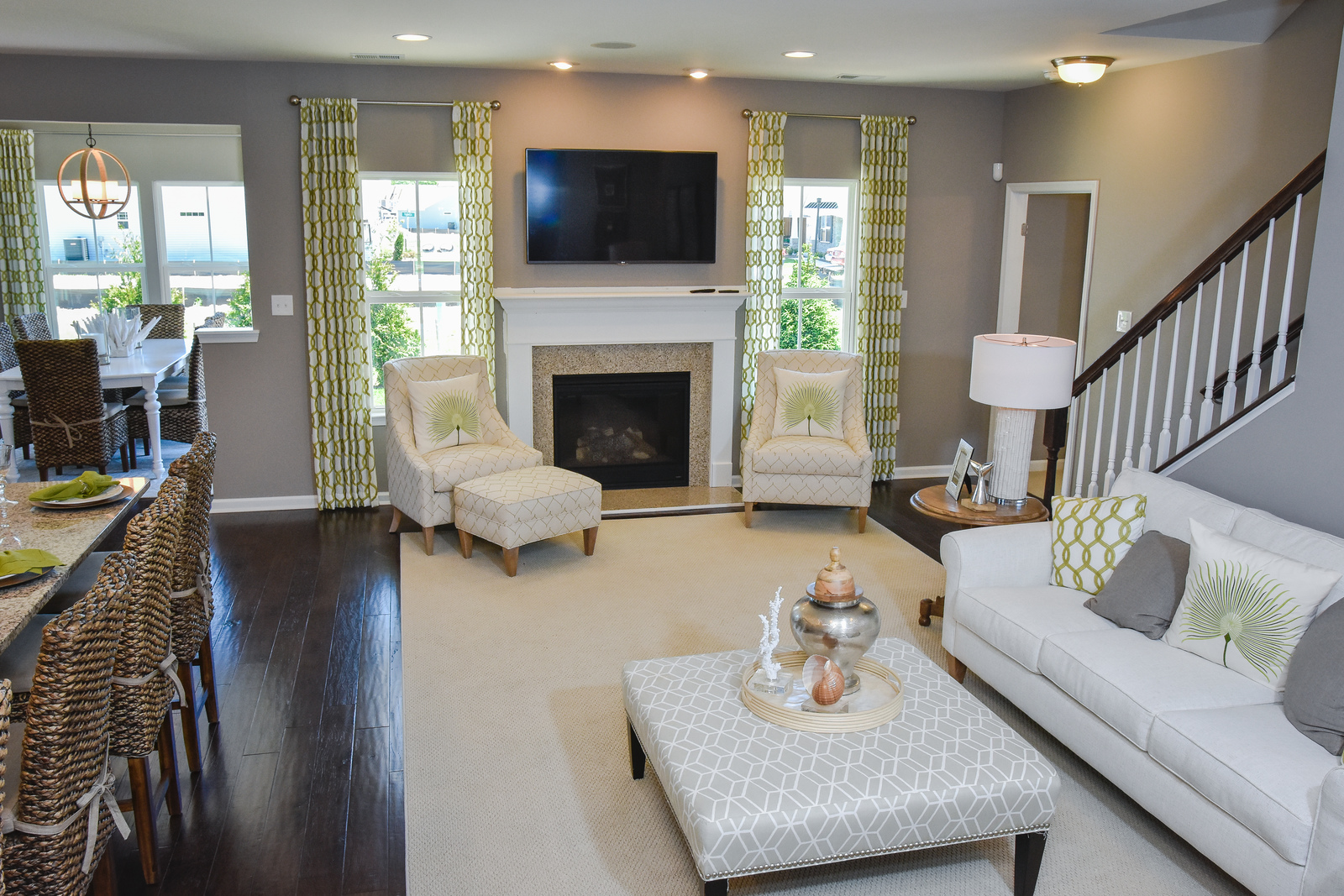 Woodbourne Manor Main Level Living Homes