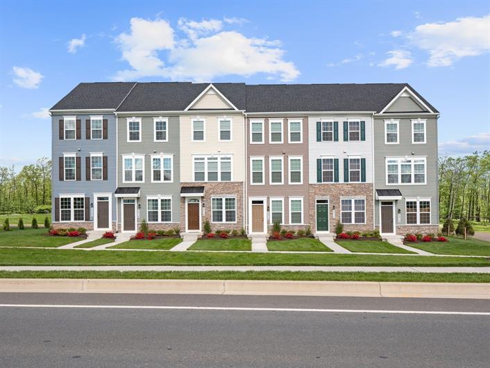 MODERN TOWNHOMES WITH UP TO 4 LEVELS, 4BR, 4BA