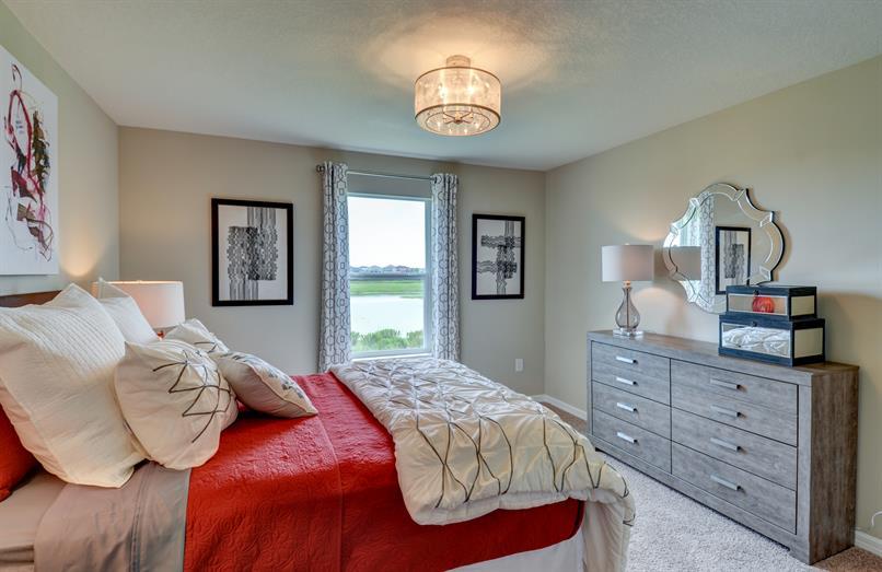 Beautiful Owner's Suite