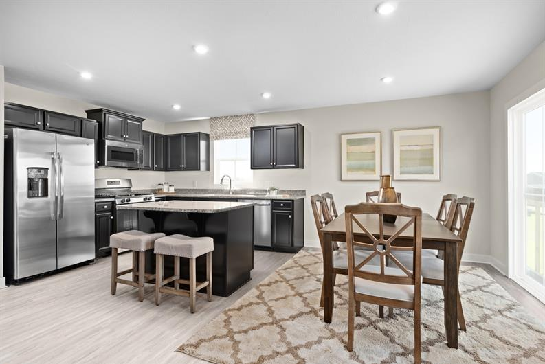 Come See Why 40 Homeowners have decided to make South Peak Their New Home