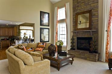 Remington Place Family Room