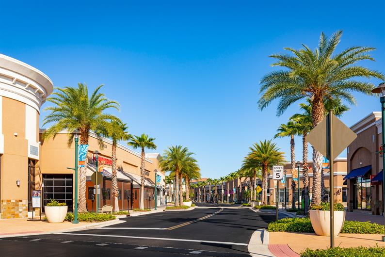 Shopping, Dining and Entertainment Close to Home