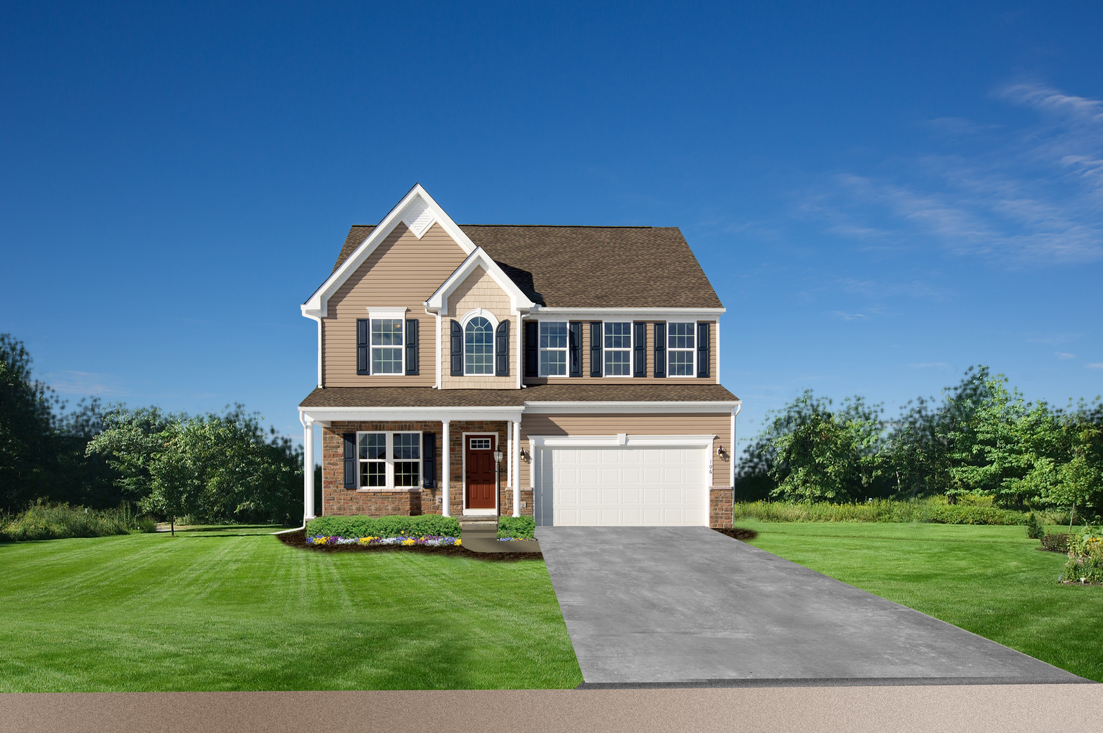 New homes for sale at oakley 39 s chase in richmond va for Builders in va