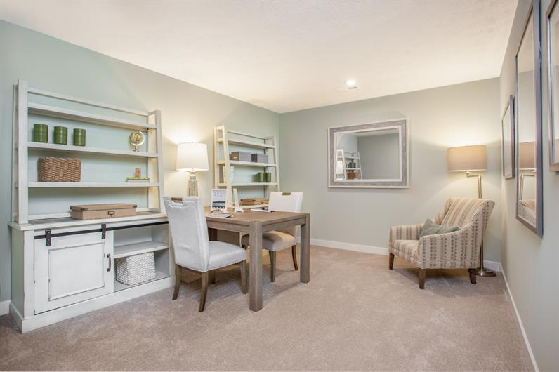 Options for a Study or Home Office