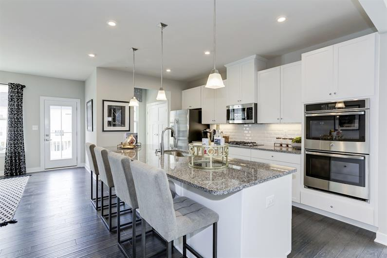 YOUR NEW KITCHEN AWAITS YOU