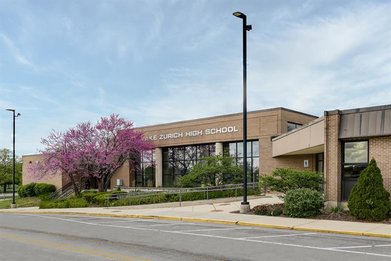 LAKE ZURICH SCHOOL DISTRICT #95