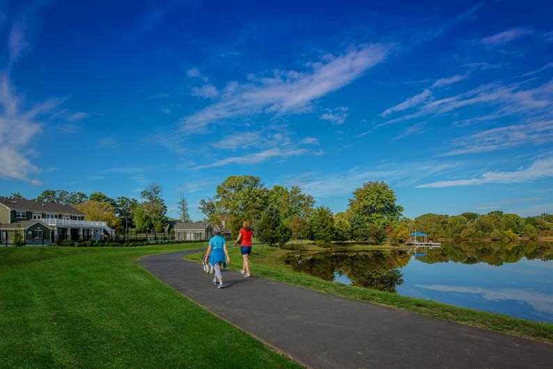 BROAD RUN AT BROOKSIDE IS PART OF AN ESTABLISHED, AMENITY-FILLED COMMUNITY