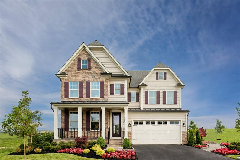 Luxury Living in the Region's Most Desirable Community