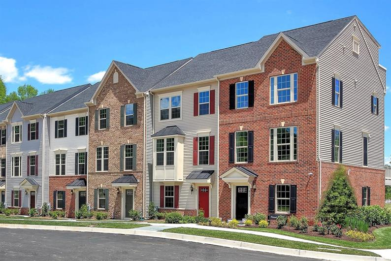 BRAND NEW TOWNHOMES ARE COMING SOON TO ARCOLA TOWN CENTER FROM THE MID $500S