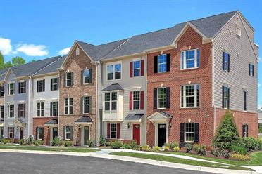 Arcola Town Center Townhomes