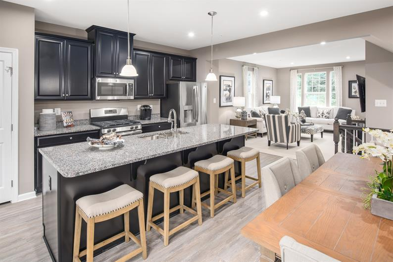EASY TO CUSTOMIZE YOUR NEW HOME