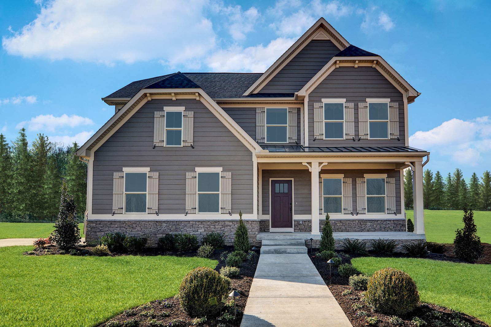 New genoa home model for sale heartland homes for Heartland homes pittsburgh floor plans