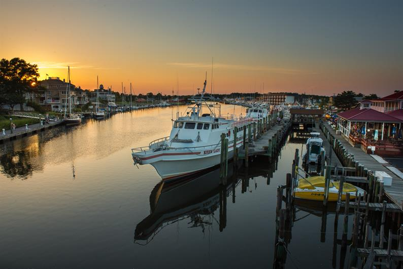 Soak up some of the region's coastal lifestyle and waterfront scenery