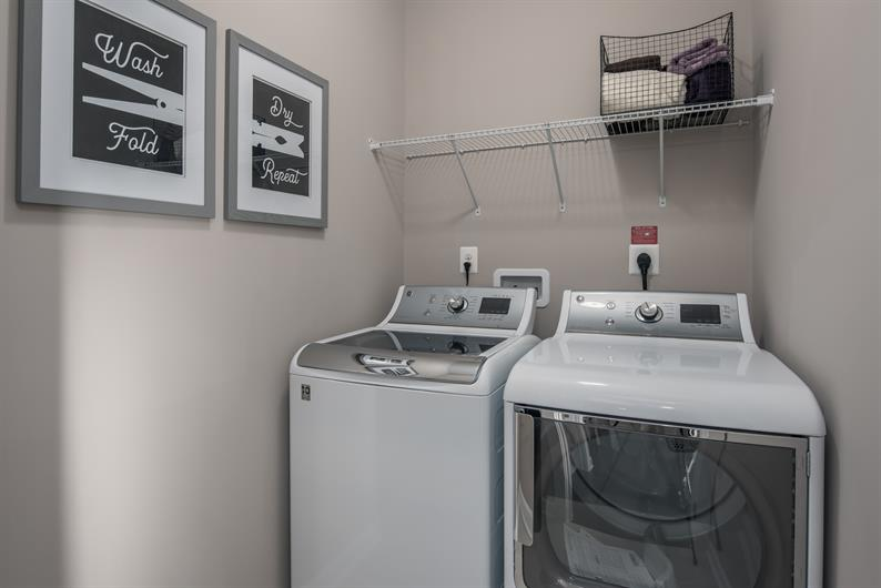 Full Size Laundry Rooms