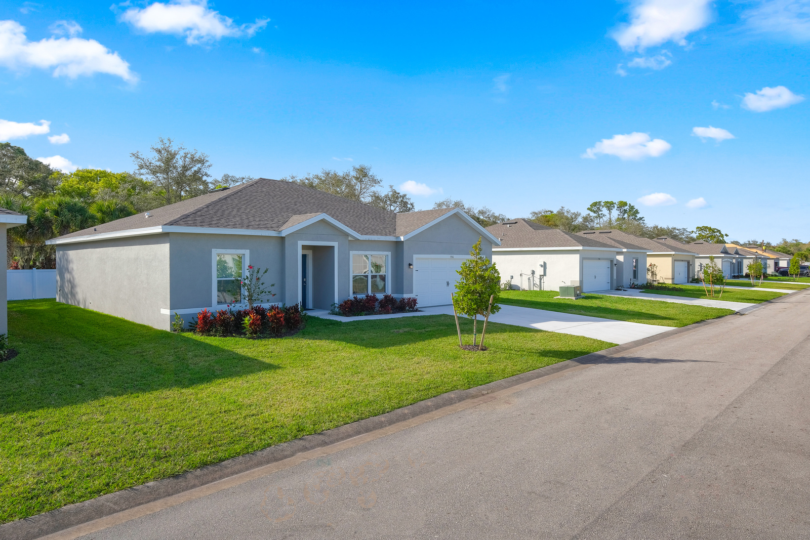 New Homes for sale at Oakland Lake in Fort Pierce, FL within