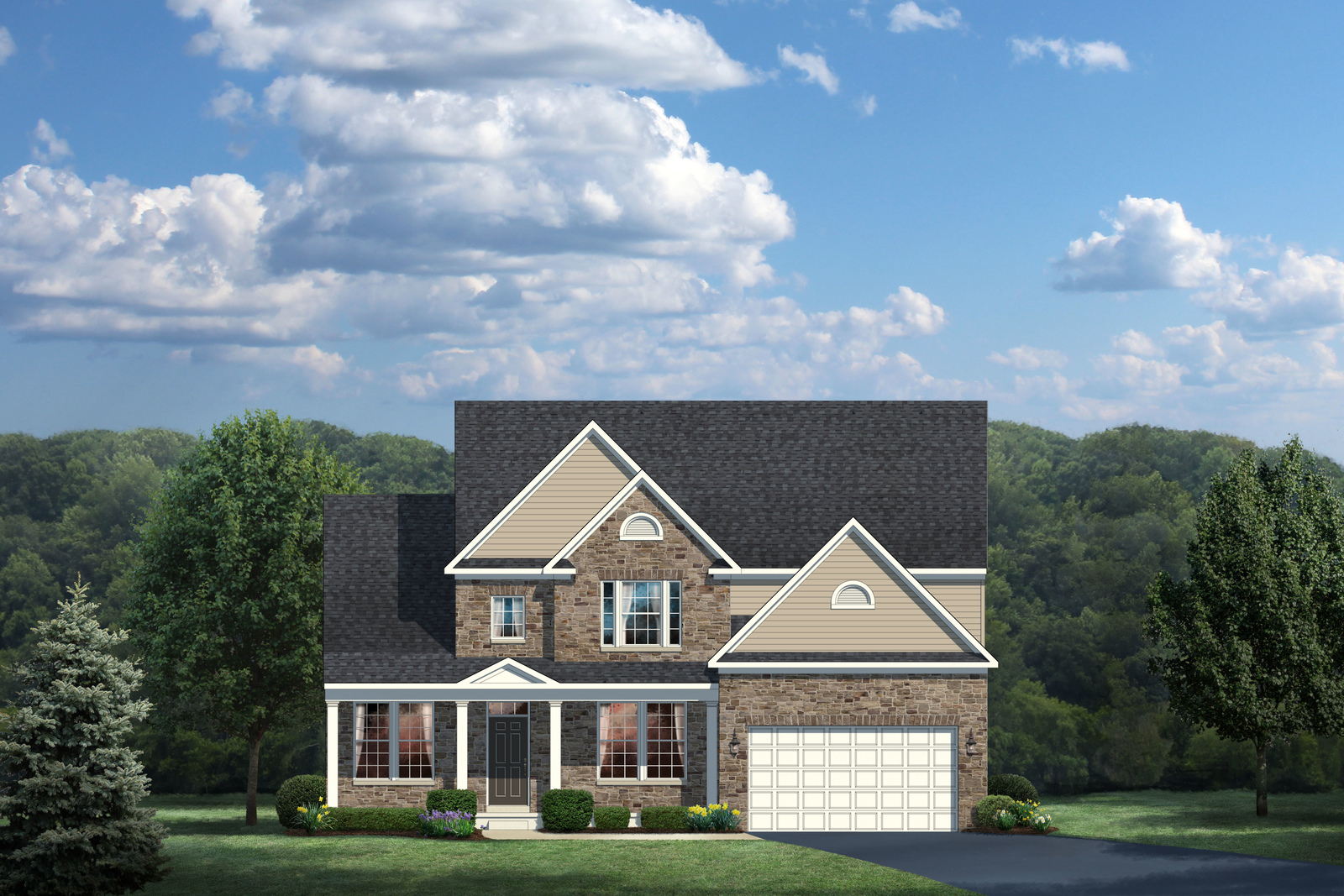 Heartland Homes Bateman C