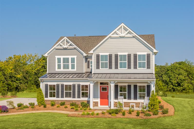 HardiePlank Homes with Upgraded Exteriors