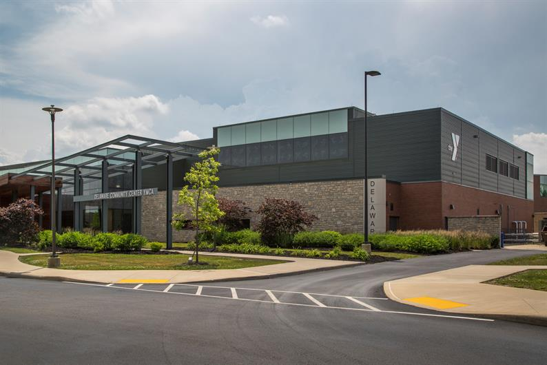 STAY ACTIVE IN THE COMMUNITY GYM OR AT THE NEARBY DELAWARE YMCA