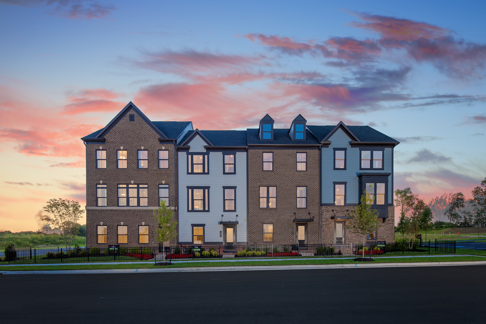 New strauss townhome model for sale at greenleigh in baltimore md baltimore county perry hall high school school district solutioingenieria Gallery