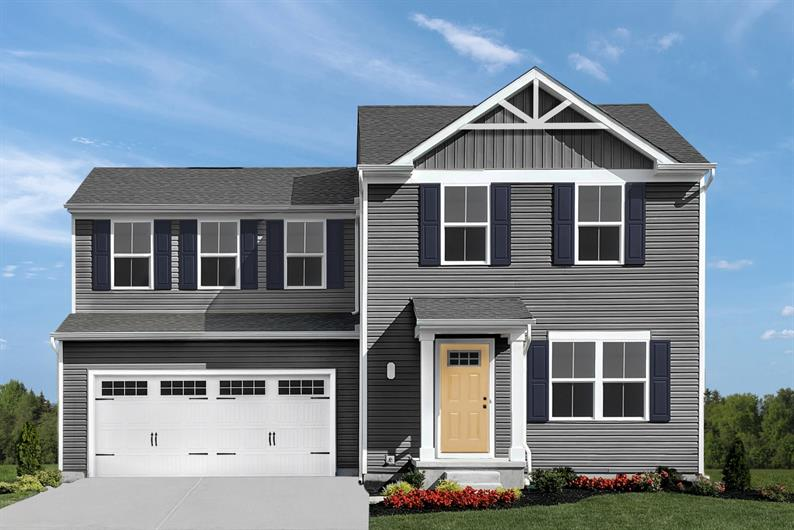 Own a new single-family home in the area's most affordable community