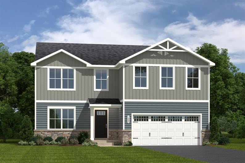 Own a New Home in Joliet at Sunset Point